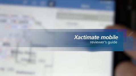 Xactimate mobile: 2015 New Features