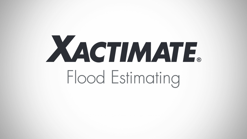 Flood Estimating and NFIP   Xactimate 28