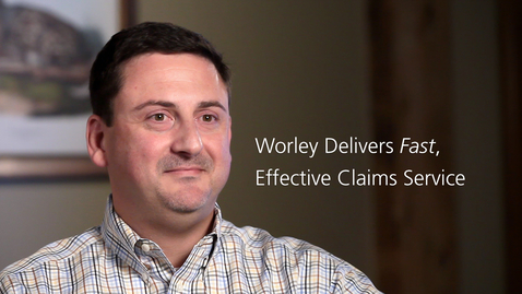 Worley Delivers Fast, Effective Claims Service