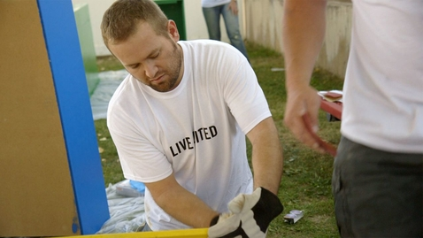 Xactware answers Day of Caring call for service