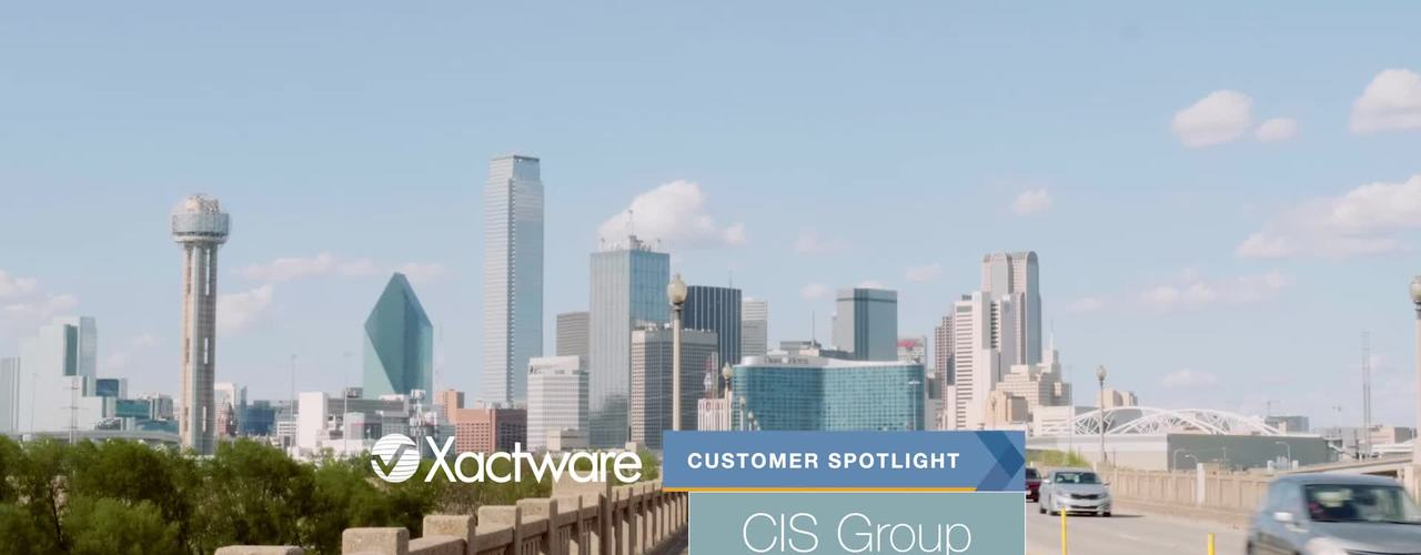 CIS Group Anticipates Client Needs with Xactware Suite of Tools