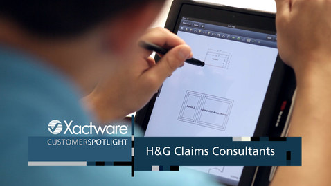 Thumbnail for entry H&G Uses Mobile Solutions to Handle Hurricane Isaac Claims‬