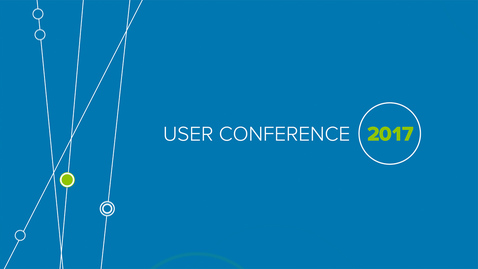 Xactware User Conference 2017 Presents…