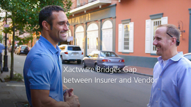 Thumbnail for entry Xactware Bridges Gap between Insurer and Vendor