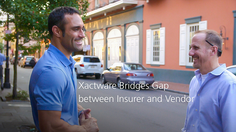 Xactware Bridges Gap between Insurer and Vendor