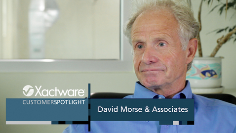 David Morse & Associates Improves Cycle Times with XactAnalysis