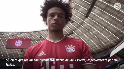 Leroy Sane Noticias Y Perfil Del Jugador Fc Bayern Munchen