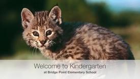 Thumbnail for entry BPE Kindergarten Roundup 2018