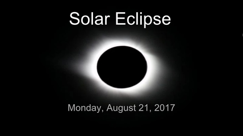 Thumbnail for entry Eclipse Safety Video