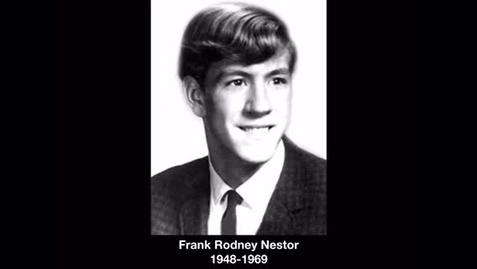 Thumbnail for entry Nestor, Frank Rodney