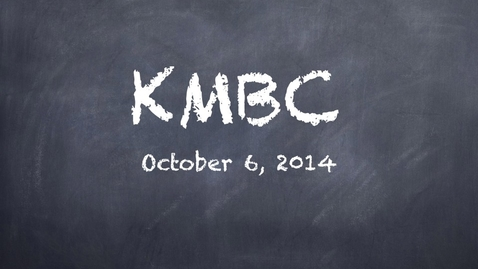Thumbnail for entry KMBC Week of 10-6