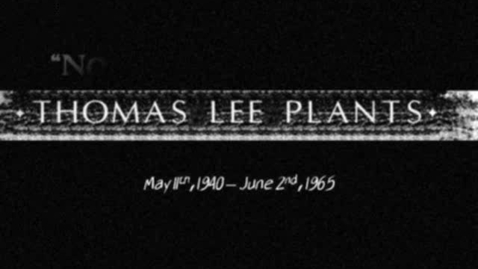 Thumbnail for entry Plants, Thomas Lee