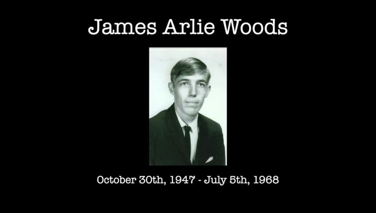 Woods, James Arlie