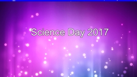 Thumbnail for entry BPE Science Day 2017
