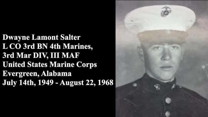 Salter, Dwayne Lamont