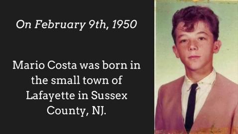 Thumbnail for entry Costa, Mario