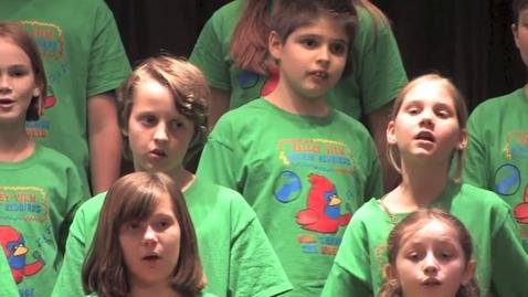 Thumbnail for entry Spring Choir Concert 2015