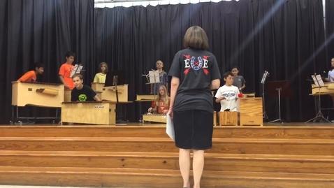 Thumbnail for entry Mr. Matus's 5th Grade Musicians