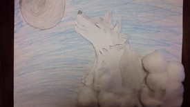 Thumbnail for entry Howling Husky
