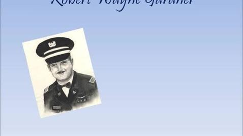 Thumbnail for entry Gardner, Robert Wayne