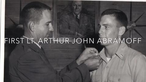 Thumbnail for entry Abramoff, Arthur John