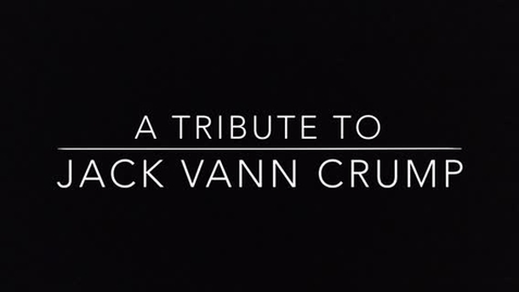 Thumbnail for entry Crump, Jack Vann