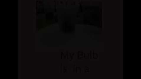 Thumbnail for entry My Bulb 02