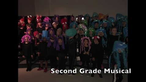 Thumbnail for entry Second Grade Musical