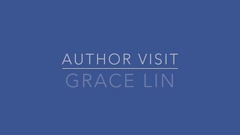 Thumbnail for entry 2016_17 VVE Grace Lin Visit