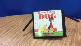 Thumbnail for entry Hickory Dickory Dog Read by Mrs. Szymczak