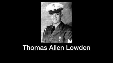Thumbnail for entry Lowden, Thomas Allen