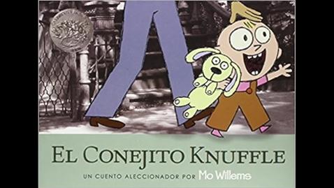 Thumbnail for entry El Conejito Knuffle