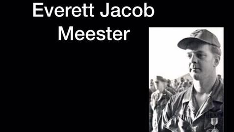 Thumbnail for entry Meester, Everett Jacob