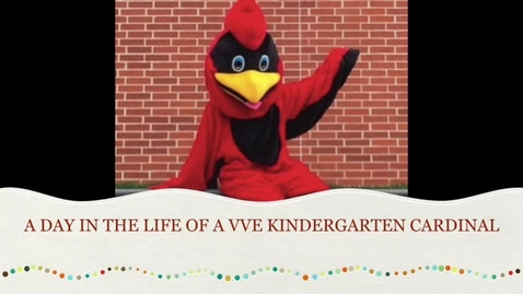 Thumbnail for entry DAY IN KINDER VVE