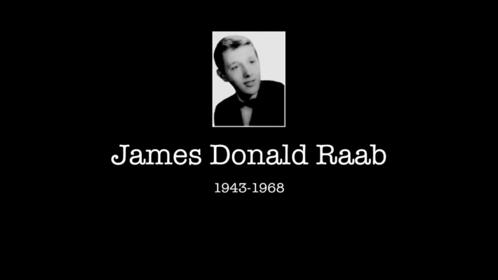 Raab, James Donald