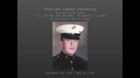 Thumbnail for entry Danberry, Charles Labaw