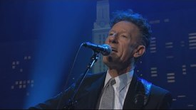 "Thumbnail for entry Austin City Limits Hall of Fame -Lyle Lovett ""Step Inside This House"""