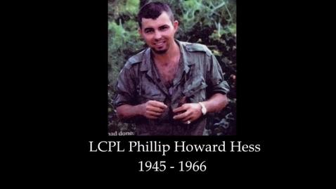 Thumbnail for entry Hess, Phillip Howard