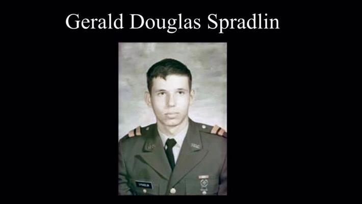 Spradlin, Gerald Douglas