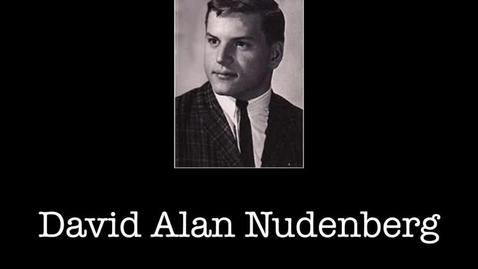 Thumbnail for entry Nudenberg, David Alan