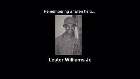 Thumbnail for entry Williams, Lester Jr