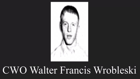 Thumbnail for entry Wrobleski, Walter Francis