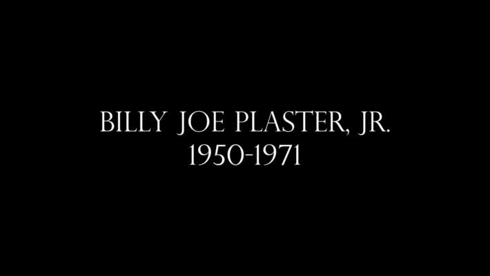 Plaster, Billy Joe