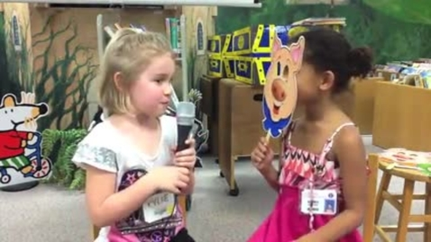 Thumbnail for entry Kinder Interviews