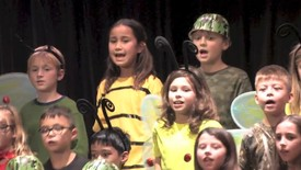 Thumbnail for entry Bugz Third Grade Musical