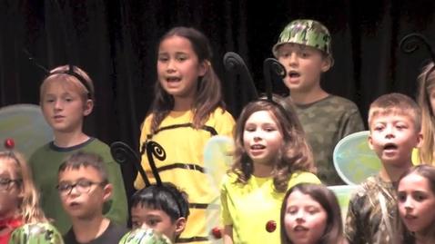Thumbnail for entry Bugz Third Grade Musical