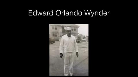 Thumbnail for entry Wynder, Edward Orlando