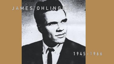 Thumbnail for entry Ohlinger, James