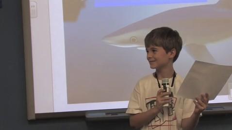 Thumbnail for entry Robo Shark Presentations
