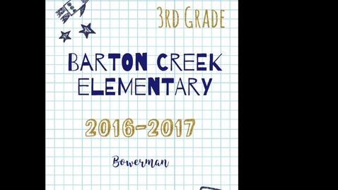 Thumbnail for entry Bowerman 2016-2017